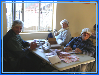 Aim Centre - working with people with disabilities