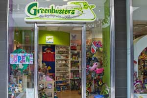 Greenbusters, the toyshop with a difference