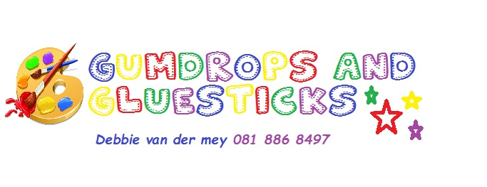 Gumdrops and Gluesticks