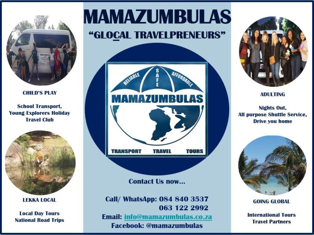 MamaZumbulas Transport, Travel & Tours