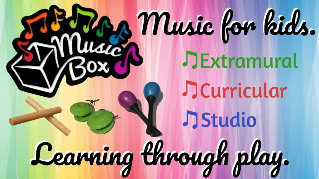 Music Box – Pre music for kids