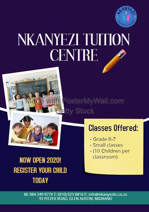 Nkanyezi Tuition Centre