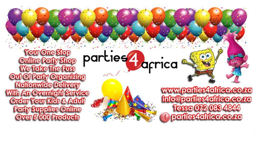 Parties 4 Africa