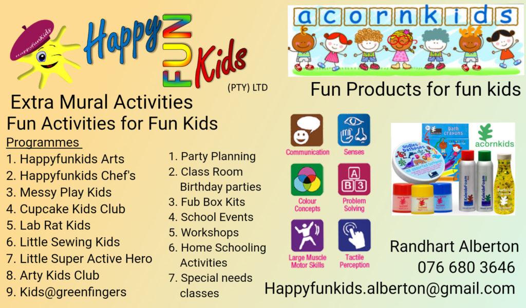 HappyFun Kids Alberton