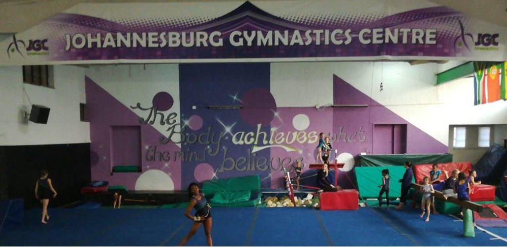 Johannesburg Gymnastics Centre (JGC)