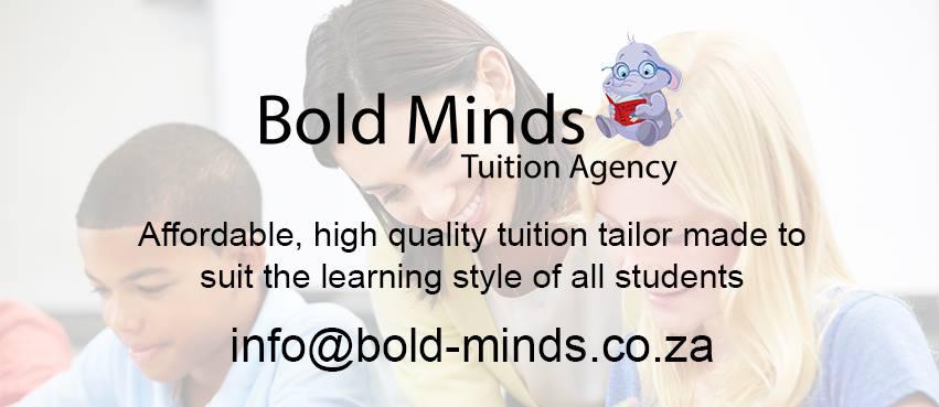 Bold Minds Tutoring