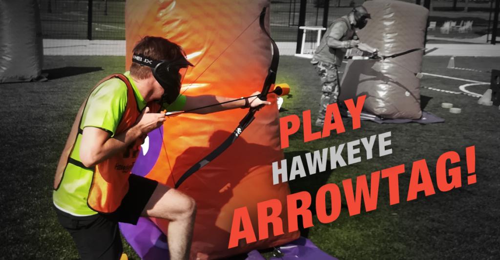 Hawkeye Arrow Tag