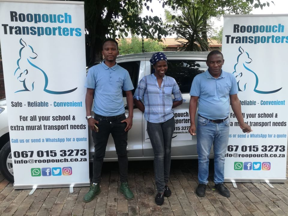 Roopouch Transporters
