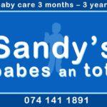 Sandy's Babes an Tots