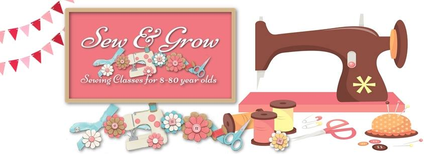 Sew and Grow