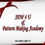 Sew4U Pattern Making Academy