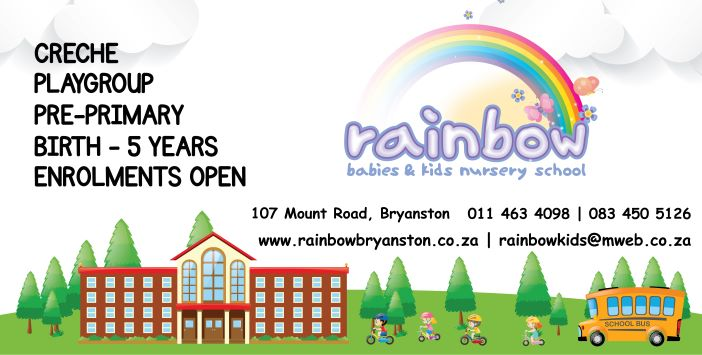 Rainbow Babies & Kids Nursery School cc