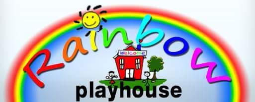 Rainbow playhouse