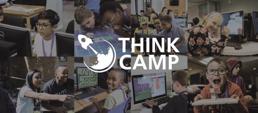 Think Camp – SA's Tech Camp for Kids & Teens